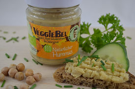 Organic Vegan Hummus Classic with lemon