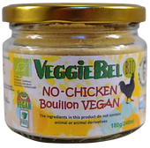 Veggiebel, Vegan Organic No-Chicken Bouillon