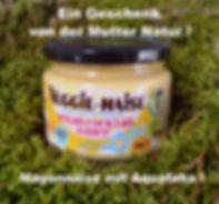 VeggieBel / Veggie-naise Vegane Mayonnaise mit Aquafaba
