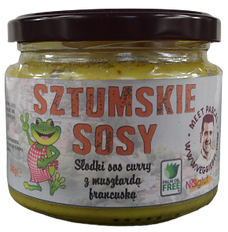 Sztumskie Sosy, Słotki sos Curry z mustardą francuską