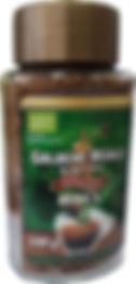 Instant Organic Coffee.