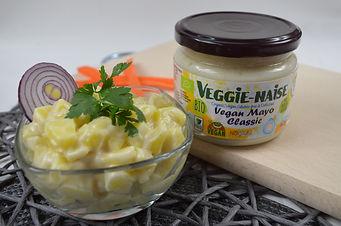 Vegan BIO Mayonaise met Aquafaba