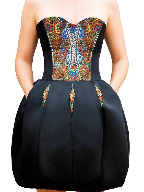 Rayos de Sol - Corset Dress