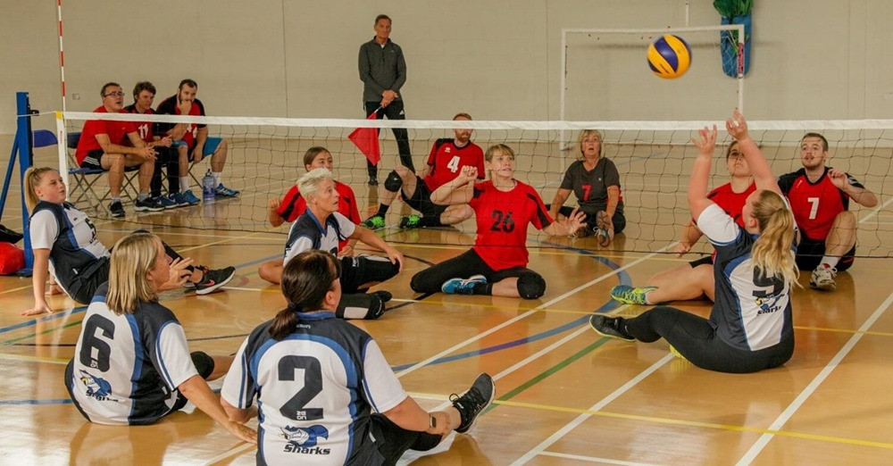 Manchester Sitting Volleyball