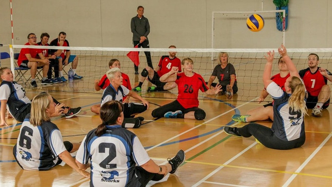 Sitting Volleyball Project