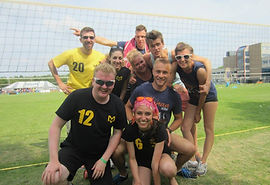 Outdoor Volleyball Manchester