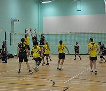 Manchester Volleyball