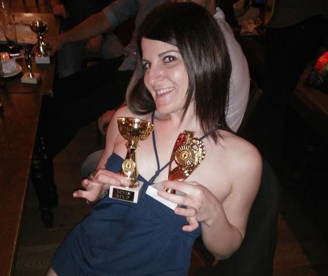 Angela Leo wins Volleyball England Division W3N MVP Award