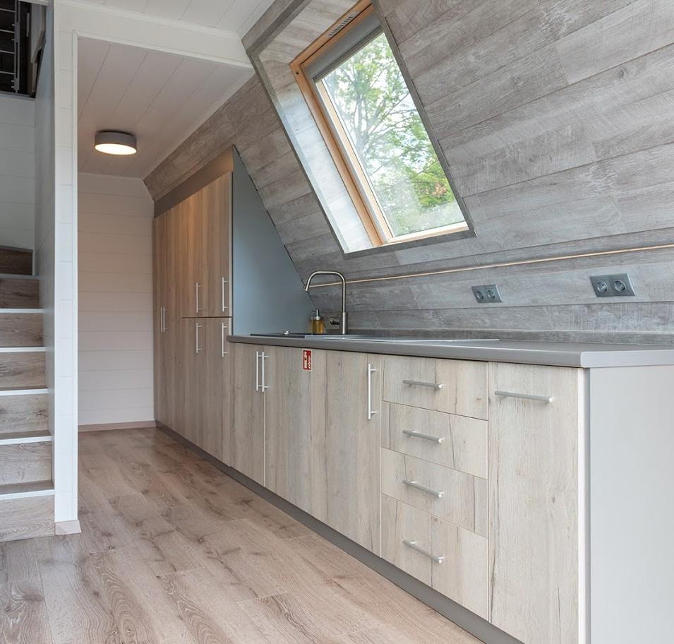 Alpesi apartman konyha / Alpine Apartments kitchen