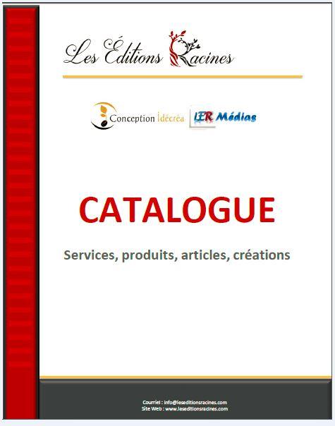 Catalogue - Produits