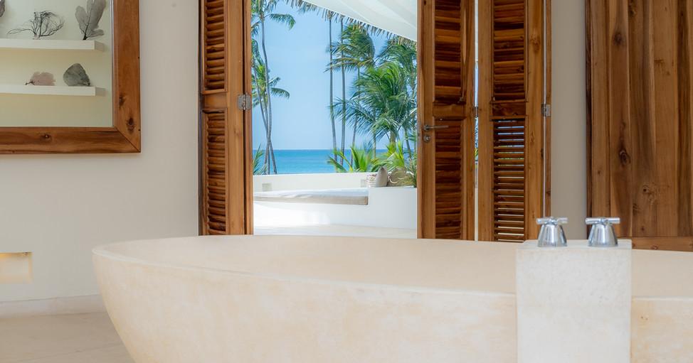 Villa Del Mar HD interior - Master Batht