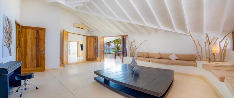 Villa Del Mar HD interior - Master bedro
