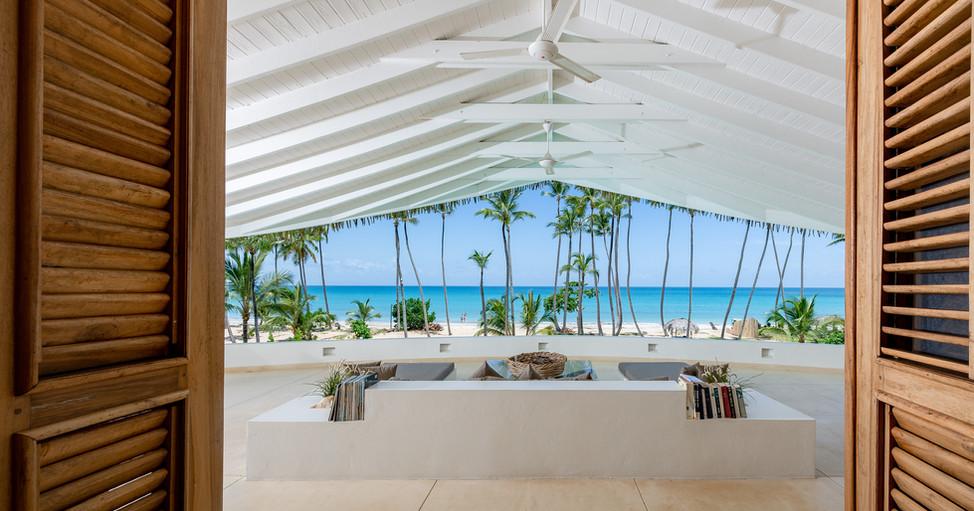 Villa Del Mar HD interior - Master doors
