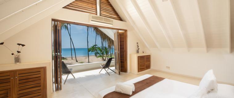 Villa Del Mar HD interior - bedroom Beac
