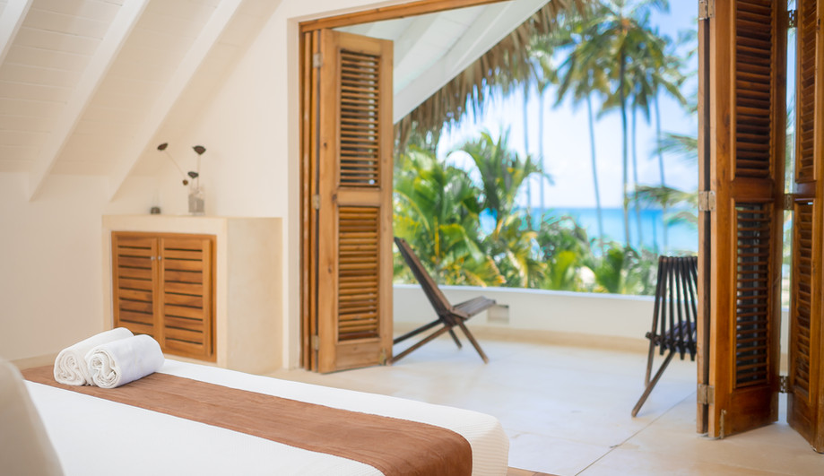 Villa Del Mar HD interior - bedroom bed