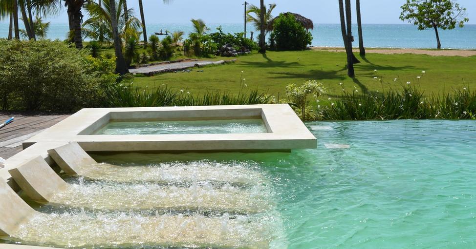 Villa del mar las terrenas - 3 pool jacu