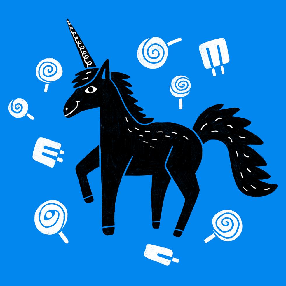 I want to believe in.. unicorns