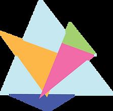 colored iceberg