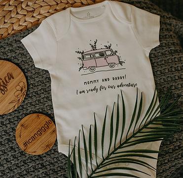 Baby clothing adventure
