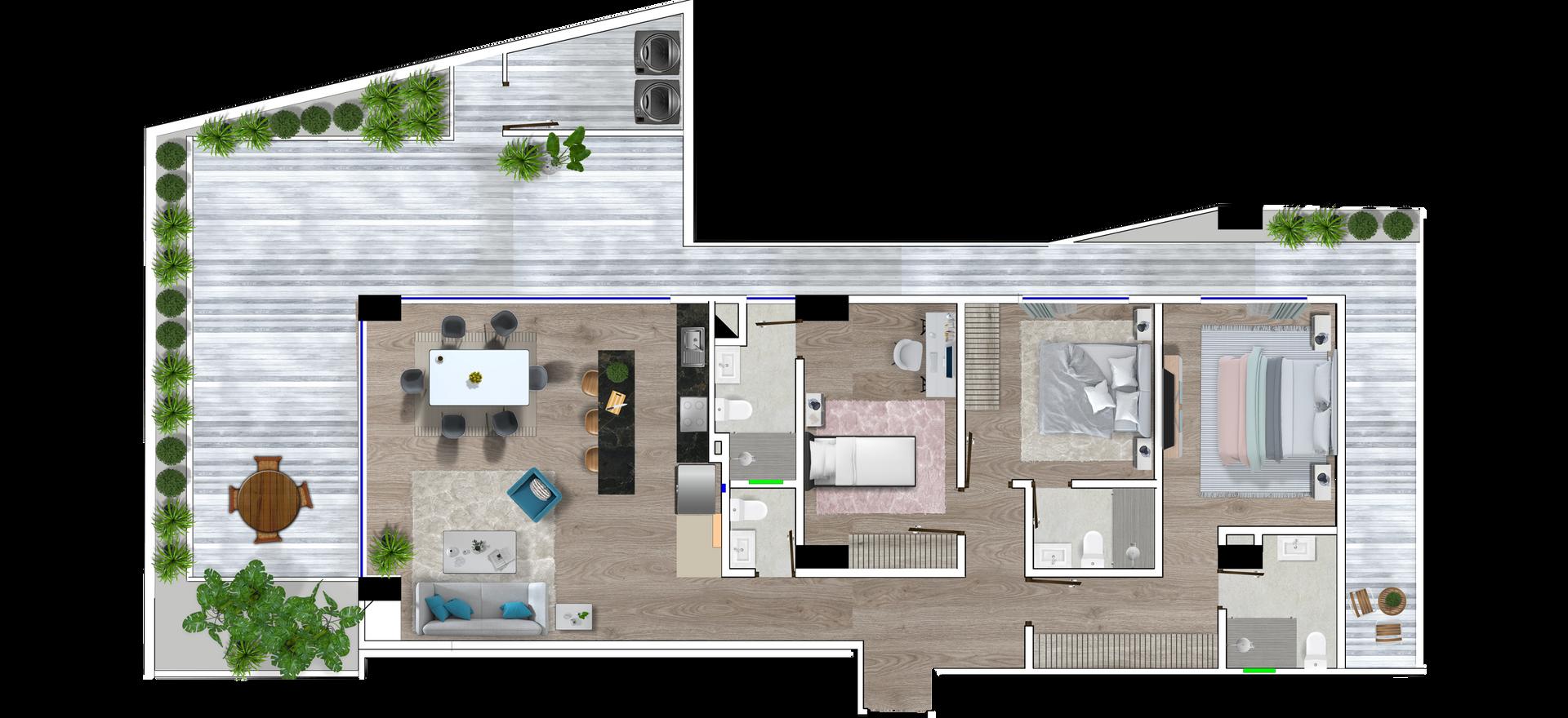 Apartamento 05.