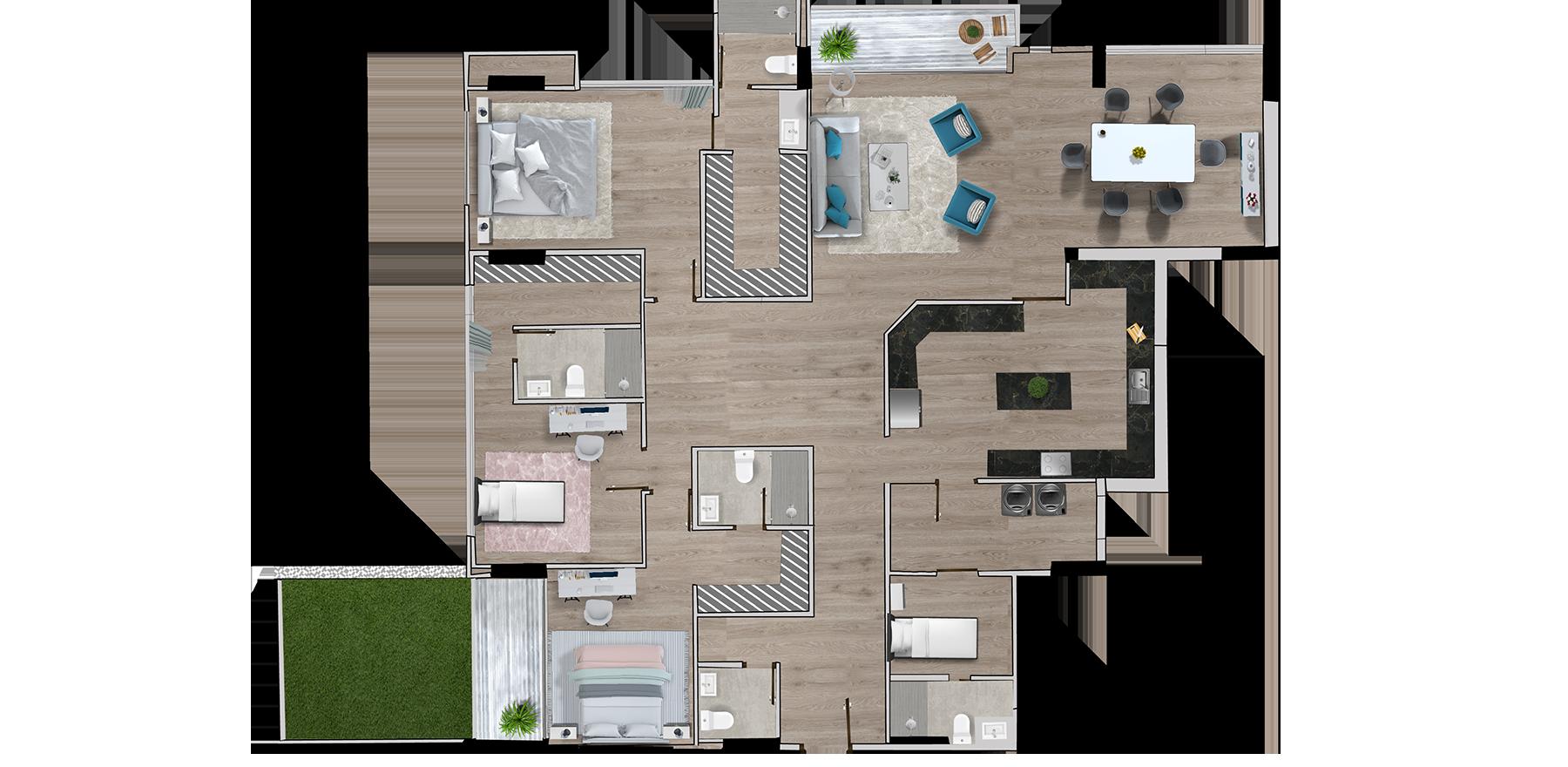 Apartamento S2