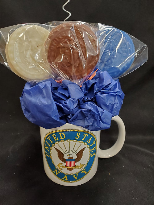 Custom Mugs - Military