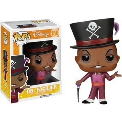 Funko POP! Disney Princess and the Frog- Dr. Facilier (150)