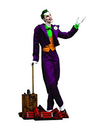 DC Direct 1/4 Scale Joker Museum Quality