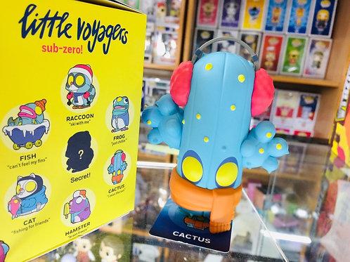 POPMART Coarse Little Voyagers Sub-Zero - Cactus