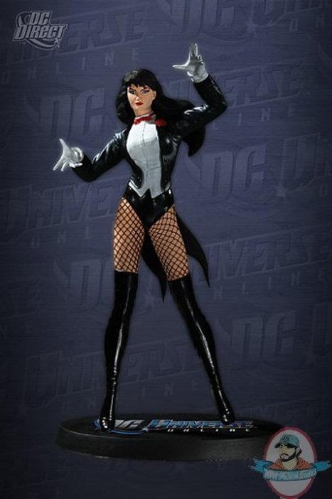 DC Direct DC Universe Zatanna