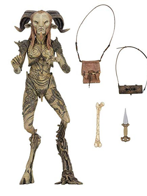 Neca Pan's Labyrinth - Fauno action figure