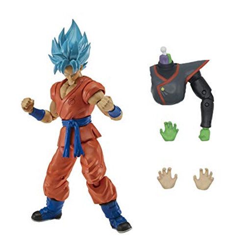 Bandai Dragon Star DBZ Super Saiyan Blue Goku