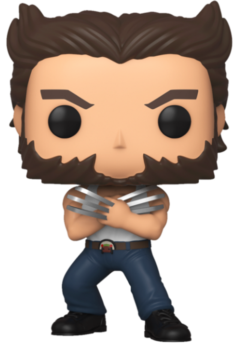 Funko POP!  X-men - Logan X-men 20th  (647)