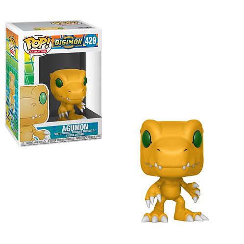 Funko POP! Digimon Agumon