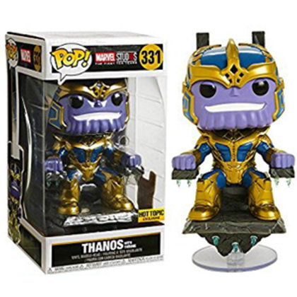 Funko POP! Gotg - Thanos with Throne HT ex (331)