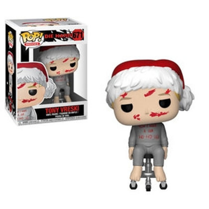 Funko POP! Die Hard - Tony Vreski (671)