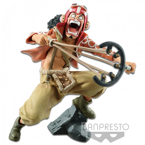 Banpresto One Piece - BWFC Wolrd Colosseum Usopp