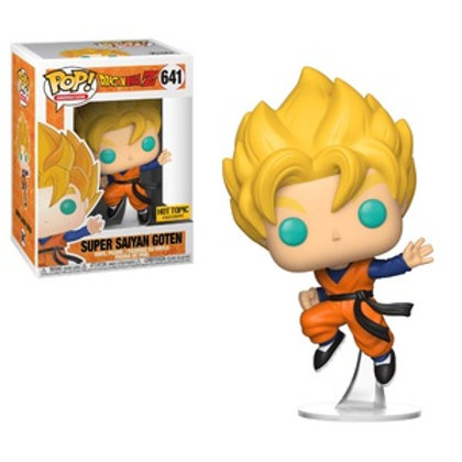 Funko POP! DBZ - Super Saiyan Goten SE Exclusive (641)