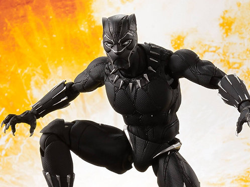 SHFiguarts Avengers Infinity War - Black Panther