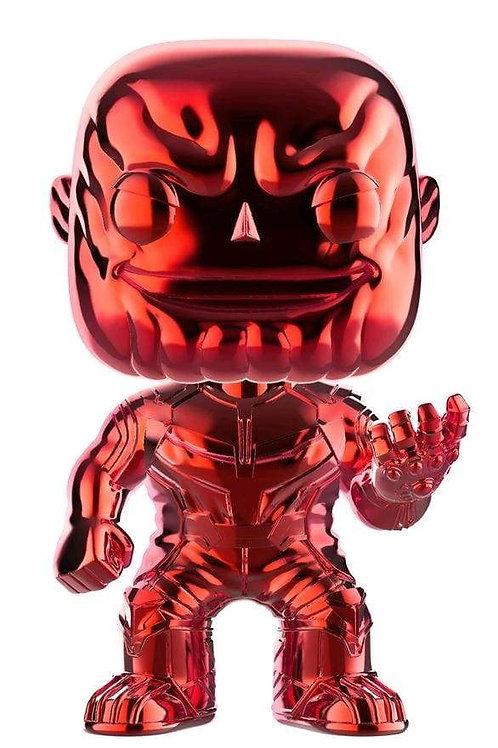 Funko POP! Avengers: Infinity War Thanos Red Chrome (289)