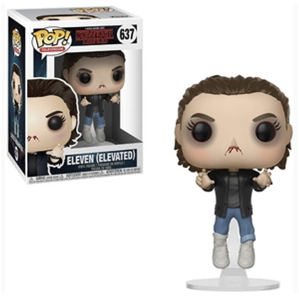 Funko POP! Stranger Things - Eleven Elevated (637)
