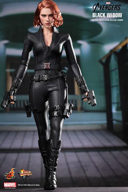 Hot Toys Avengers - Black Widow