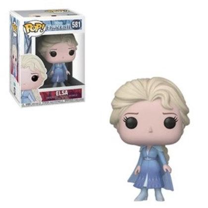 Funko POP! Frozen 2 - Elsa (581)