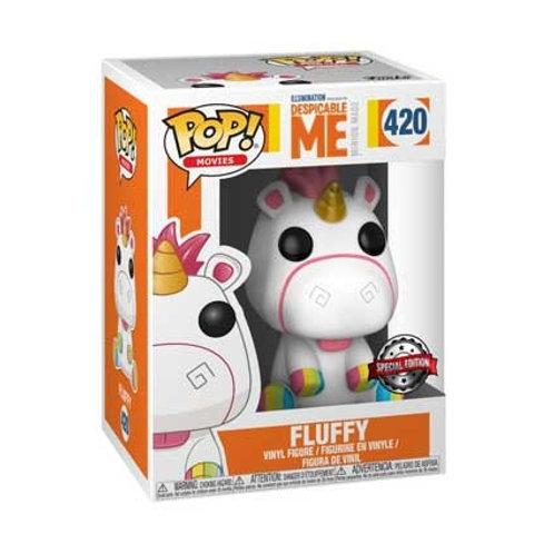 Funko POP! Despicable Me - Fluffy SE Exclusive (420)