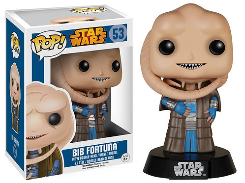 Funko POP! Star Wars - Bib Fortuna (53)