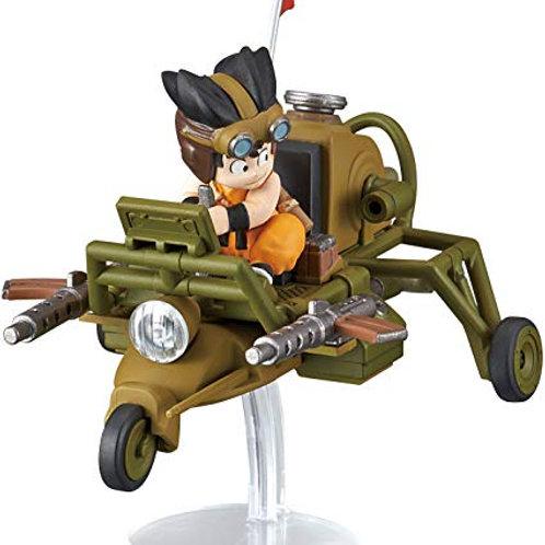 Bandai DBZ Mecha Collection Vol 4 Jet Buggy Model Kit