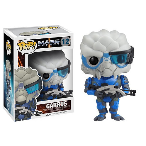 Funko POP! Mass Effect - Garrus (12)
