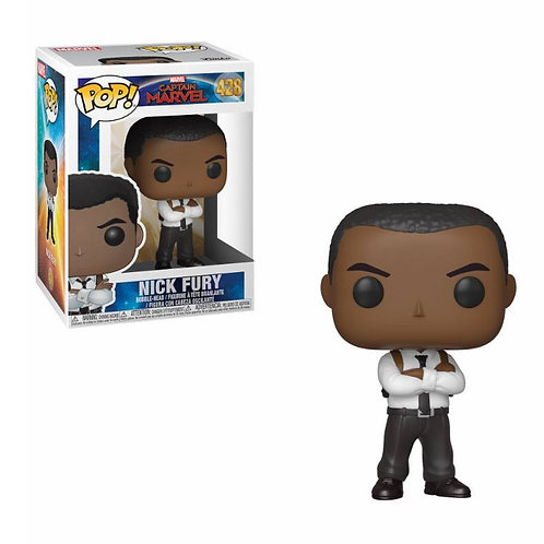 Funko POP! Captain Marvel - Nick Fury  (428)