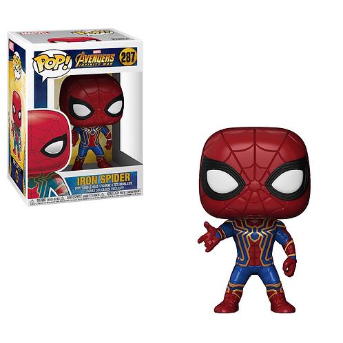 Funko POP! Avengers: Infinity War - Spider-Man (287)