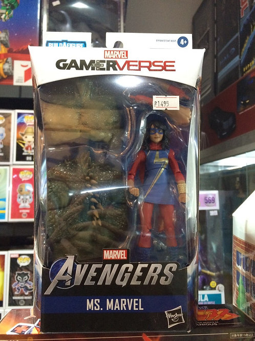 Marvel Legends Abomination Wave Ms. Marvel